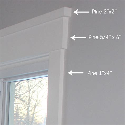 craftsman style trim details how to install craftsman style window trim school of