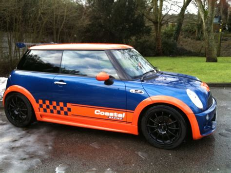Mini Cooper Jobs by Custom Paint Jobs North American Motoring