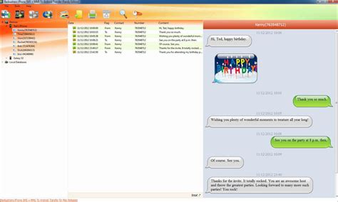 android sms transfer iphone sms to android transfer 3 1 17 screenshot at file fishstick