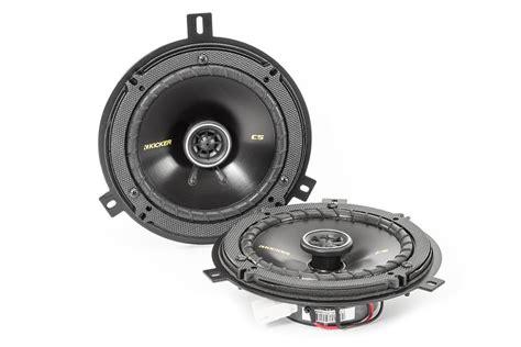 Jeep Wrangler Speaker Replacement Kicker K 6 5cfg15 Kicker Factory Replacement Overhead