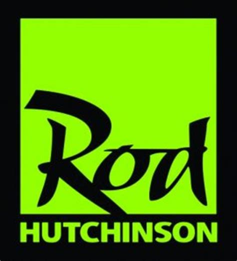 Hutchinson Logo Rod Hutchinson Scroll For More Brands Browns Angling