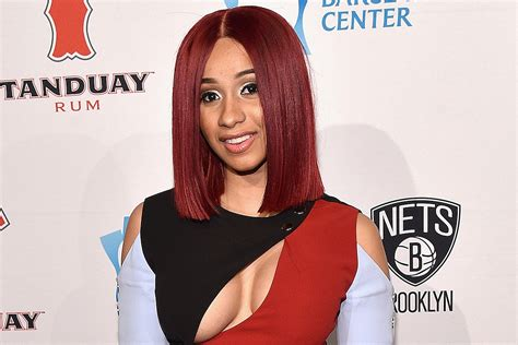 Cardi Black cardi b fires back after being accused of calling black