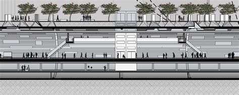 train section manners mall train station proposal wellington by hatty