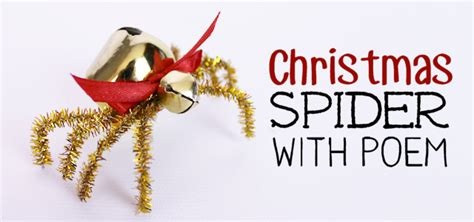 Kids Bedroom Makeovers - the christmas spider diy free poem printable