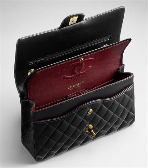 Chanel Forever Classic Purse by The Ultimate Bag Guide The Chanel Classic Flap Bag