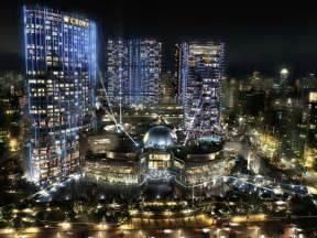 City Of City Of Dreams Hotel Tower Cotai Macau Building E