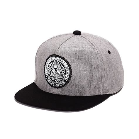 illuminati triangle eye triangle eye illuminati snapback king of cocaine
