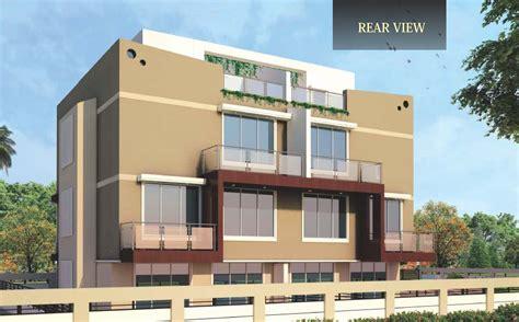Garden Avenue by 3935 Sq Ft 4 Bhk 5t Villa For Sale In Aaeshka Developers
