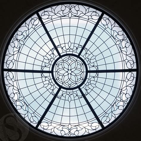 stained glass ceiling dome ceiling 171