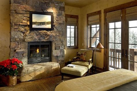 Rock Wall In Bedroom by Wise Walls And Bedroom Style Tips For The Modern Day