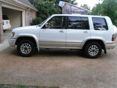 automotive air conditioning repair 2000 isuzu trooper windshield wipe control find used 2000 isuzu trooper limited sport utility 4 door 3 5l in brandon mississippi united
