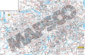 dallas zip code map free dallas tx zip code