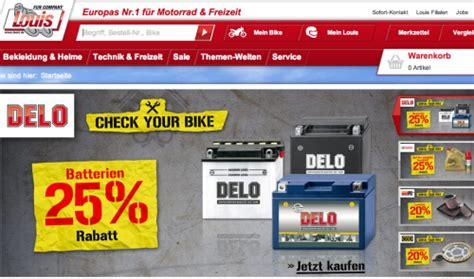 Louis Motorrad Online Shop De louis motorrad online shop neuhandeln de e commerce