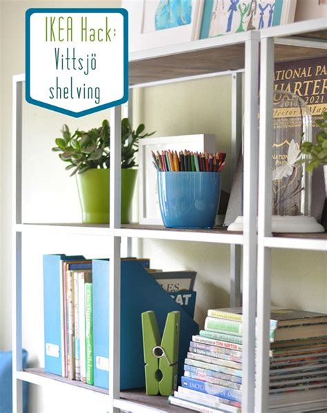 ikea shelving hacks ikea shelving modified centsational girl
