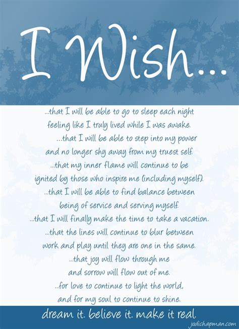 What I Wish For You i wish printable setting an intention