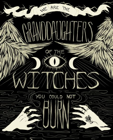 like a witch s brew books we are the granddaughters of the witches you by