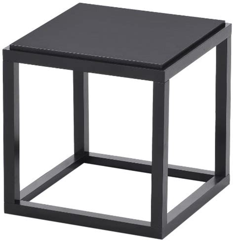 cube side tables roundhill furniture wood stackable display cube shelves