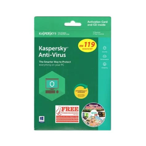 Antivirus Kaspersky 3 User ph co pc depot kaspersky anti virus 2018 3 user