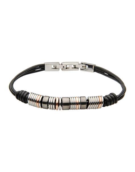 Fossil Bracelet fossil bracelet in black lyst