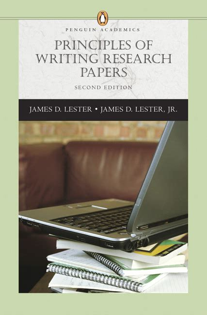 writing research papers lester writing research paper lester