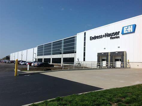 En Dress Three Second endress hauser flowtec facility gibson commercial construction