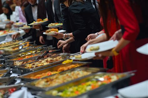 Four Star Buffet Event Menus From Mchales Events And