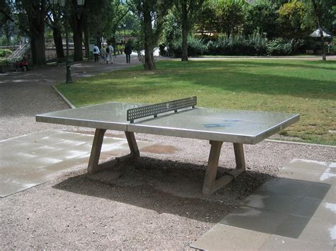 space needed for ping pong table are you looking for table installation assembly or
