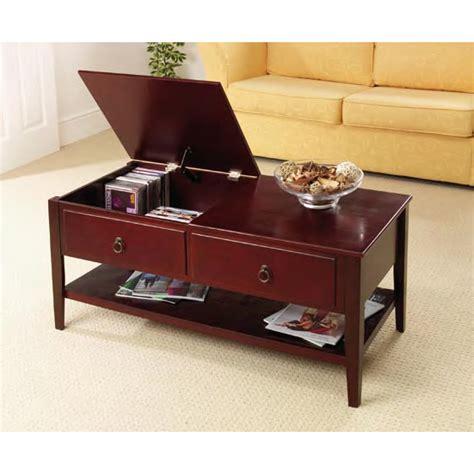 Mahogany Coffee Tables Coffee Table Dvd Storage