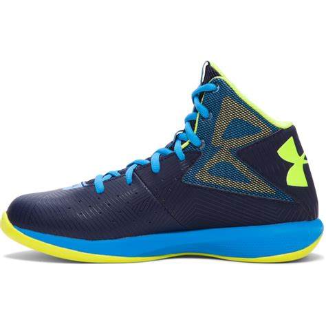 basketball shoes for boys armour boys ua rocket basketball shoes