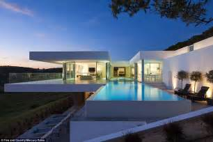 House Design Awards Uk by Award Winning Praia Da Luz House With Two Swimming Pools