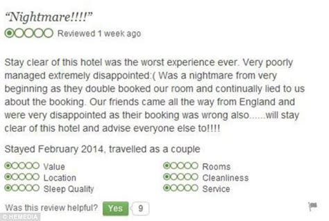 best hotel reviews crags hotel owner launches basil fawlty style rant in