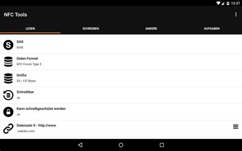 best nfc android app nfc tools android apps auf play