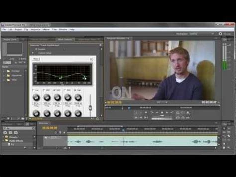 adobe premiere cs6 noise reduction adobe audition cs6 how to remove noise from a clip