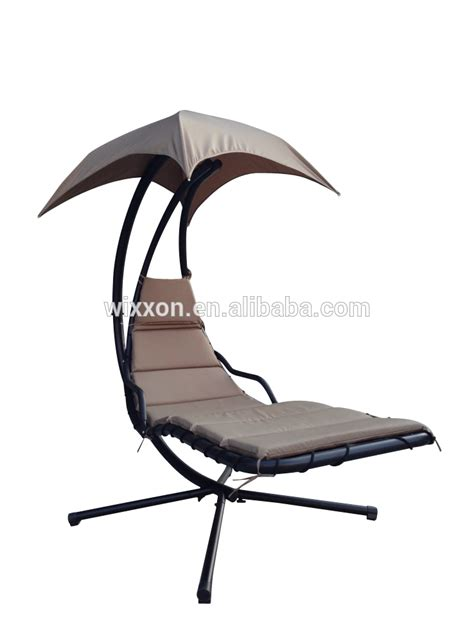swingasan chair hot selling metal stand helicopter canopy outdoor