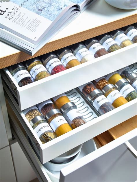 Spice Jar Storage 15 Creative Spice Storage Ideas Hgtv