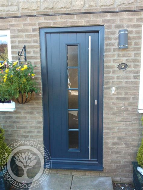 how to fit a composite front door 40 best solidor flint composite door from timber