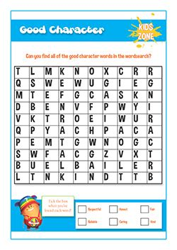 zone deedee wordsearches