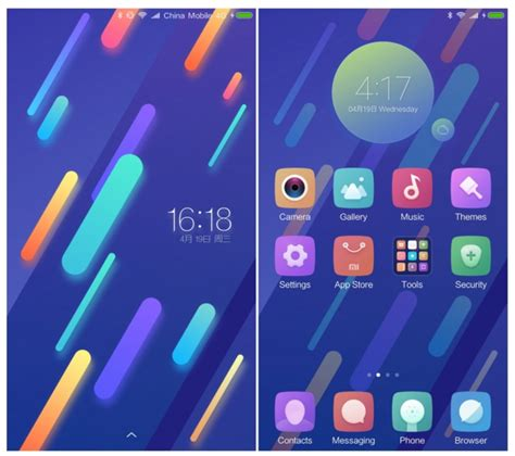 mi themes china xiaomi mi 6 theme available for download the android soul