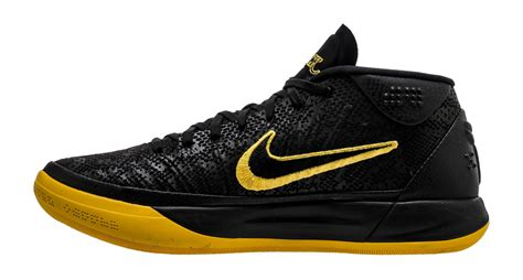 Nike A D Mid Lakers black mamba nike ad mid sole collector