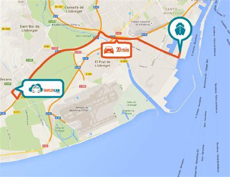 Location Voiture Tarifa Port by Parking Barcelona Travelercar