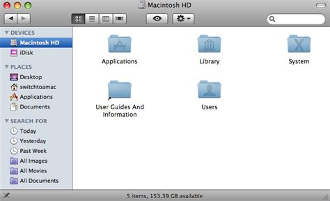 What Is Finder What Is The Finder Switch To A Mac Guides