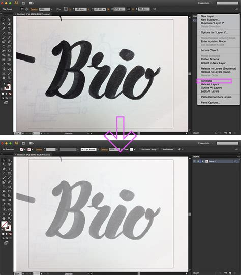 hand lettering tutorial illustrator how to digitize hand lettering with the pen tool in