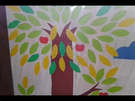 cara membuat gantungan kunci dari kertas origami kreatif kreasi menghias kelas dengan membuat pohon dari kertas