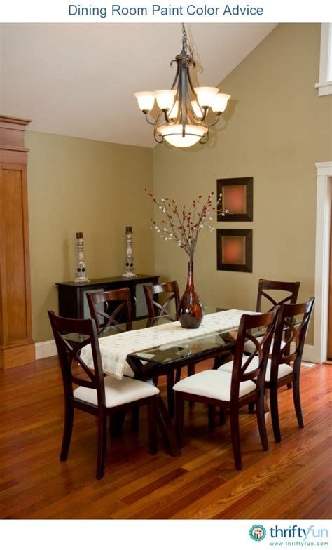 Paint Dining Room Dining Room Paint Color Advice Thriftyfun