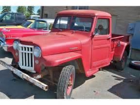 Jeep Truck Craigslist 1956 Willys Jeep For Sale Craigslist Autos Post