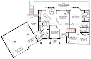 House Plans With Angled Garage by Bungalow Plan 2011585 With Angled Garage By E Designs