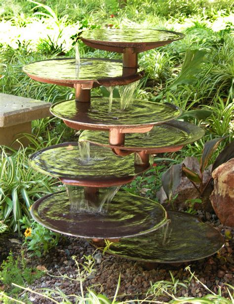 Water Garden Features Ideas Diy Garden Water Feature Ideas Pool Design Ideas