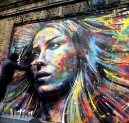 Spray Paint Artists Famous - realistic spray painting