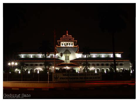 gedung sate series by bandungs on deviantart