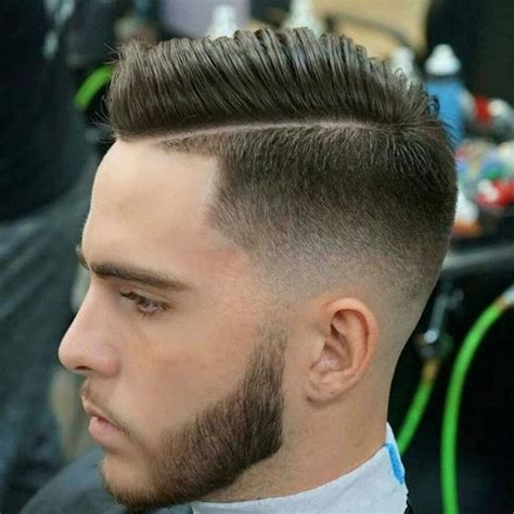modern combover with no product must getting style for medium length hairstyles in men